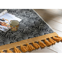Tapis en coton mikado 60x90 cm