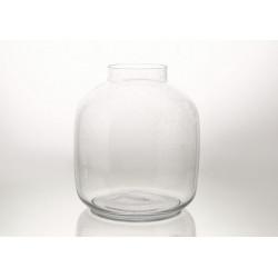 Vase bouteille transparent...
