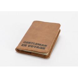 Protège-passeport Gentleman...