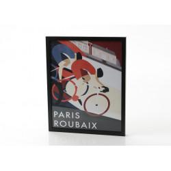 Affiche cyclisme 40x50 cm