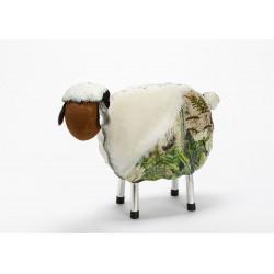 Mouton en métal zéli