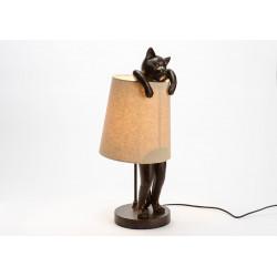 Lampe léon le chaton