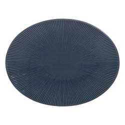 Plat ovale 41.5 cm Bohemia...