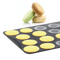 Plaque pour grands macarons...