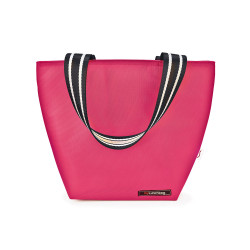 Sac isotherme tote rose
