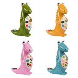 Tirelire dinosaure 18 cm (1...