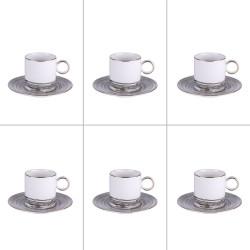 Set de 6 tasses à café 11...