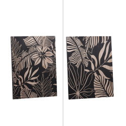 Cadre en bois 60 x 80 cm