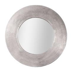 Miroir rond en métal...