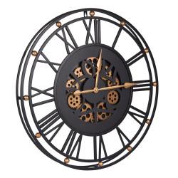 Horloge noire grand modèle...