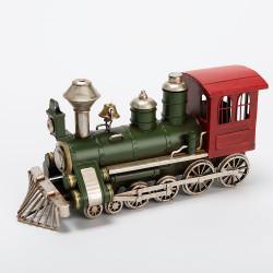 Décoration locomotive