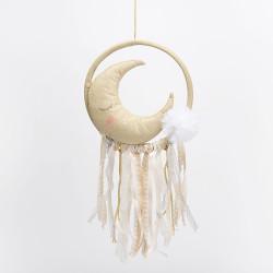 Attrape rêve lune