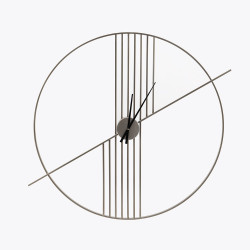 Horloge Asymetrique 107 cm