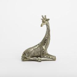 Décoration girafe allongée...
