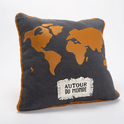 Coussin Autour du Monde 40...