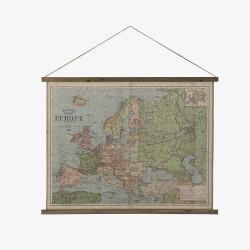 Kakemono carte 97x75 cm