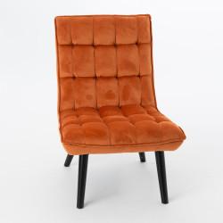 Chaise Relax orange