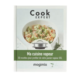 Livre Ma cuisine vapeur...
