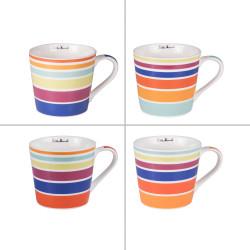 Coffret de 4 mugs 41 cl...