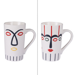 Coffret de 2 mugs XXL 50 cl...