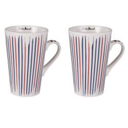 Coffret de 2 mugs 46 cl...