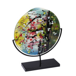 Vase rondo Adachi 33x39 cm