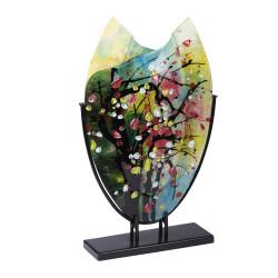 Vase œuf Adachi 33x50 cm