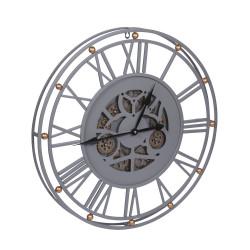 Horloge grise grand modèle...