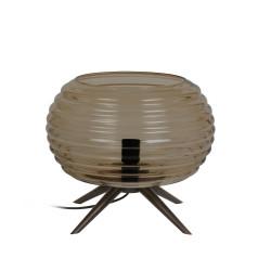 Lampe newgage brun 23 cm