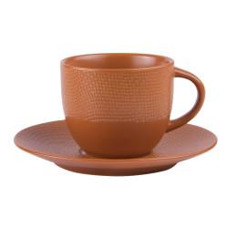 Tasse à thé et sa soucoupe...