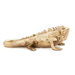 Iguane doré 95cm