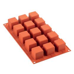 Moule en silicone 15 cubes...
