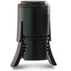Bouchon vin pétillant noir
