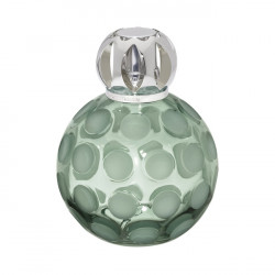 Lampe Sphère verte