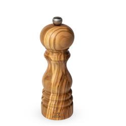 Moulin à sel 18 cm en bois...
