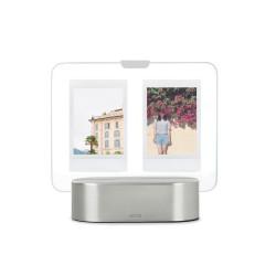 Double cadre photo à LED...
