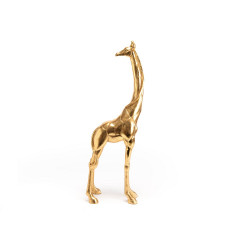 Girafe Or 73cm
