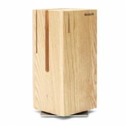 Bloc de couteaux wood