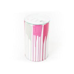 Tonneau Trash Rose H50cm