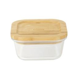 Boîte alimentaire carré en...