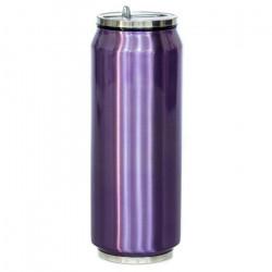 Cannette isotherme violette...