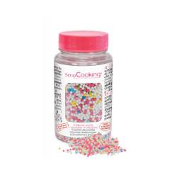 Pot de mini-billes Multicolore