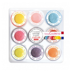 9 minis colorants