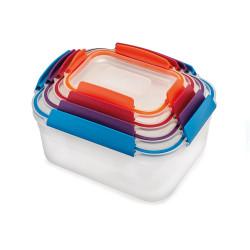 Set 4 boîtes alimentaires