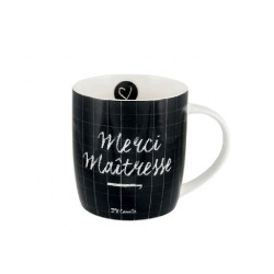Mug Leman - Merci maîtresse -