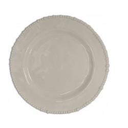Assiette plate en acrylique...