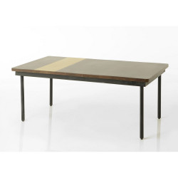 Table basse doux luxe