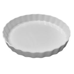 Moule à tarte en porcelaine...