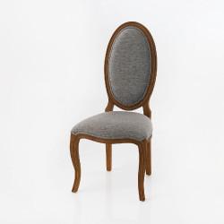 Chaise ovale Sensey (lot de 2)