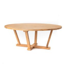 Table à manger Almo en bois...